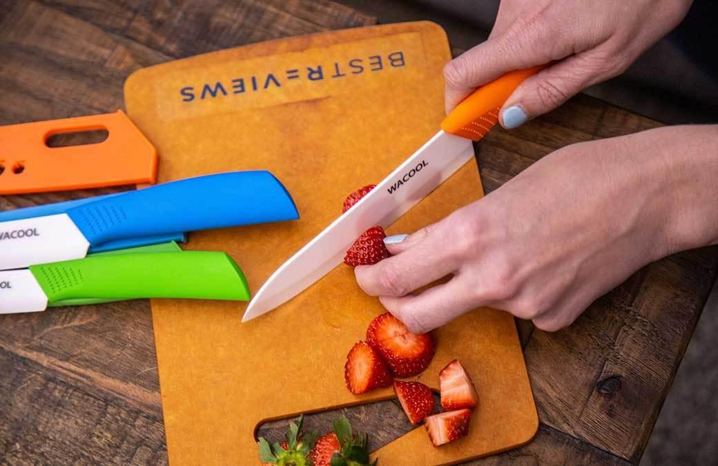 5 Best Ceramic Knives - Jan. 2021 - BestReviews