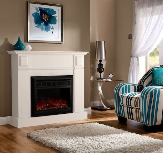 Our team of experts has selected the best electric fireplaces out of hundreds of models. Don