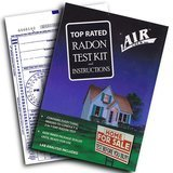 AirChek Charcoal Radon Test