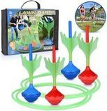 HAKOL Glow In The Dark Lawn Darts