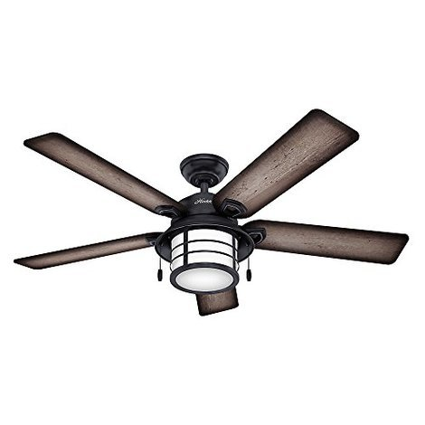 5 best ceiling fans apr 2018 bestreviews key biscayne 54 weathered zinc aloadofball Choice Image